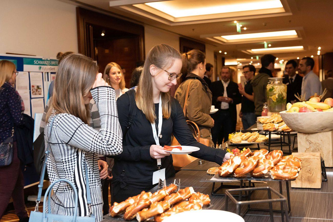 Catering und Verpflegung bei FutureDent 2018