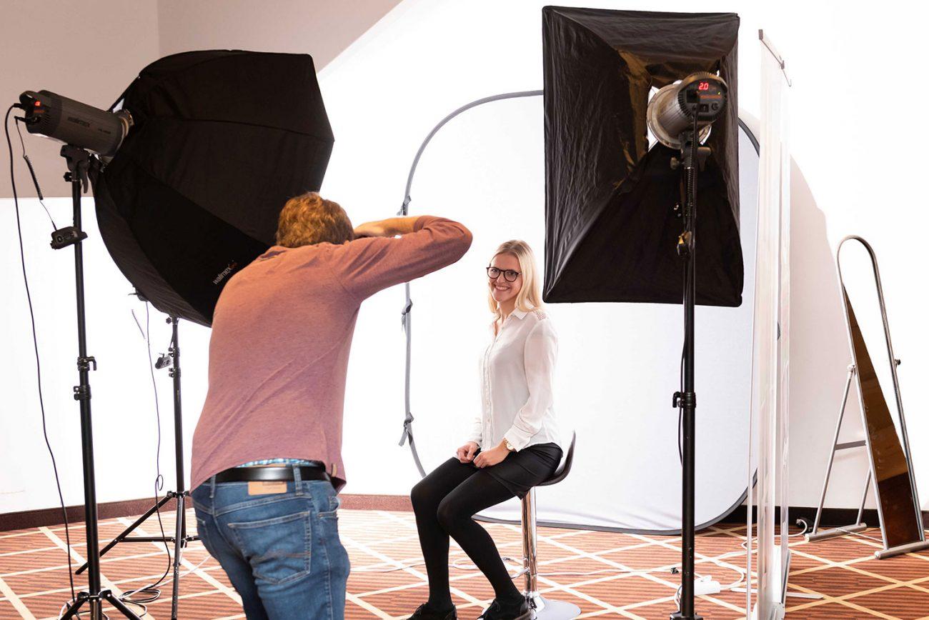 Fotoshooting Jobapps